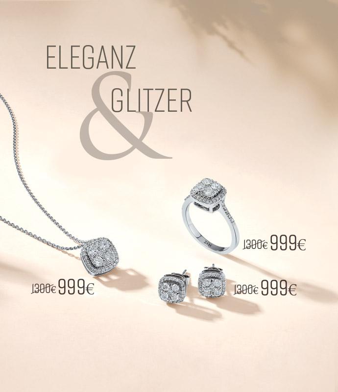 0.55 Karat Designer Diamantring