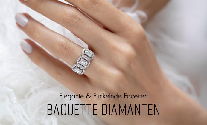 Baguette Diamenten