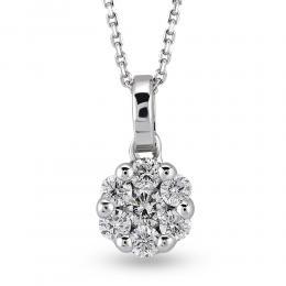 Reina Diamant Halskette